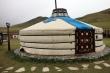 몽골의 전통가옥인 '게르'