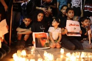 가자 지구 주민들을 위한 기도