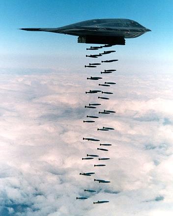 미 폭격기