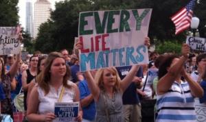 낙태 반대 시위