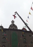 중국 교회 십자가 철거
