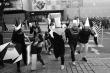안상수 Pati, 바우야!놀자 집놀이 한글 활자춤, 2014, performance(4)