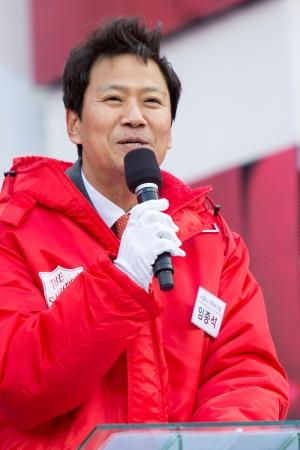 축사하는 서울시 임종석 정무부시장
