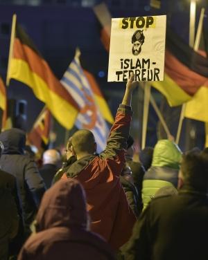 독일 반이슬람화 시위