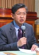 한국일 교수 교회대형화 관련 논문 발표 자료사진