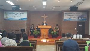 15.5.19 환경주일 연합예배
