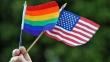 미국 동성애 깃발