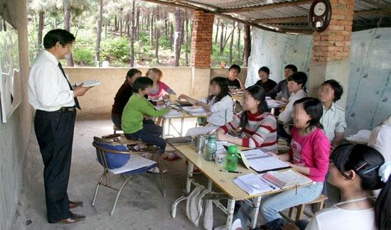 중국 토착 성경 훈련가들