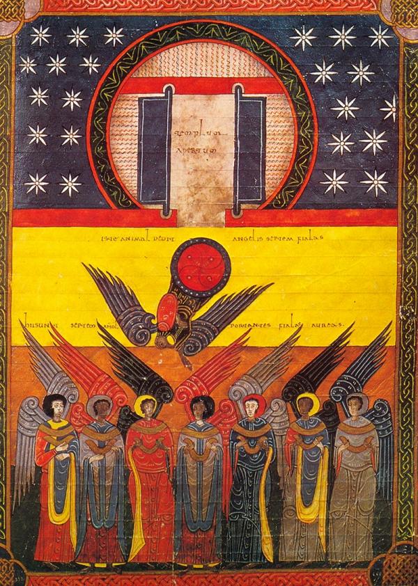 일곱 천사와 마지막 일곱 재앙(계시록15장)