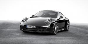 911 카레라 블랙 에디션