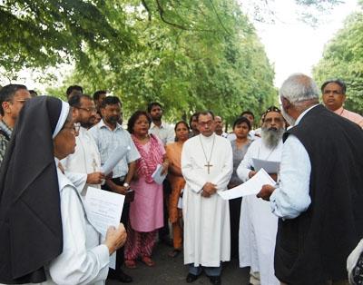 인도 기독교인