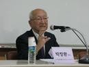 전 장신대 총장 박창환 박사
