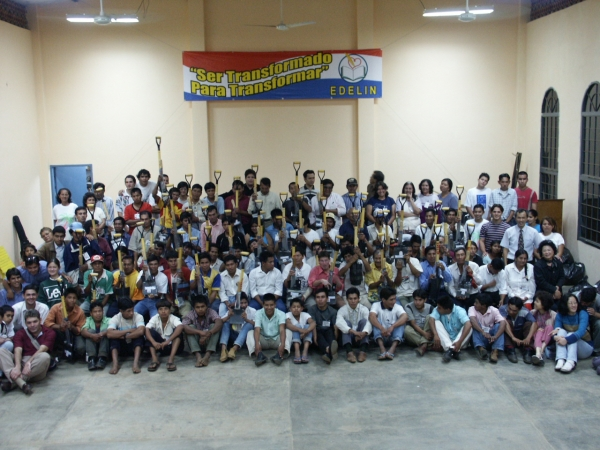 제1회 파라과이 인디언추장학교