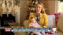 (Photo : 출처 = 9 WCPO 동영상 캡처) 기도로 딸의 뇌 종양이 치유되는 기적을 체험한 해트필드 가족