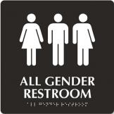 미국의 성중립 화장실
