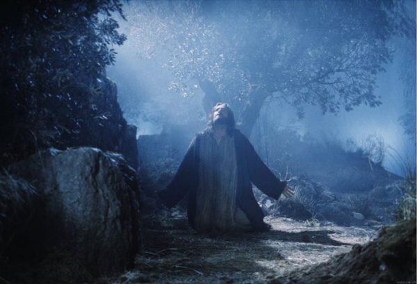 예수님의 겟세마네의 기도
