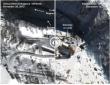함경북도 길주군 풍계리 '핵실험장'에서 굴착 공사 위성사진