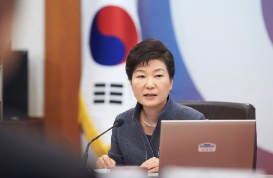 박근혜 대통령, 2016년 새해 첫 국무회의 주재