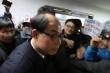 노회 재판에 진술을 위해 출석한 홍대새교회 전병욱 목사