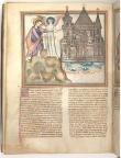 성서화 새 예루살렘으로 인도된 요한