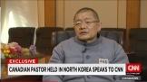 북한 억류 임현수 목사 CNN인터뷰