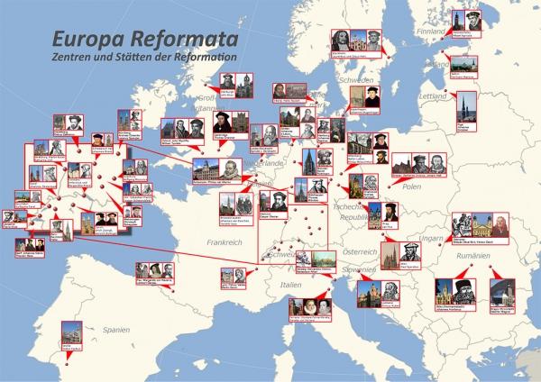 개혁된 유럽