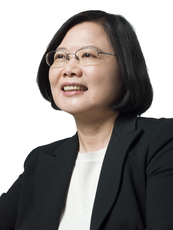 타이완 민주진보당(민진당) 차이잉원(蔡英文) 주석.
