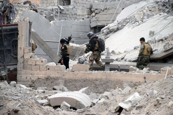 미군 연합군 시리아 이라크 이슬람국가 IS
