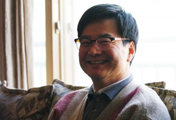 한국조직신학회 회장 김재진 박사