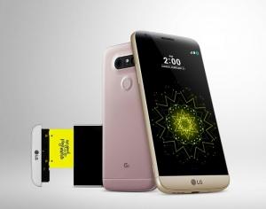 LG전자 전략 스마트폰 'G5'