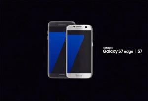 삼선전자 새 전략 스마트폰 갤럭시S7 엣지