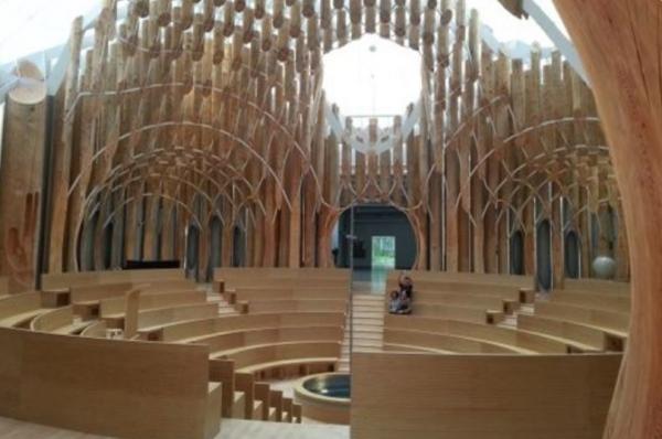경기도 설곡산 생명의빛 교회