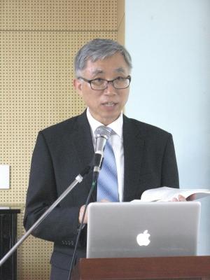 한국선교연구원장 문상철 박사