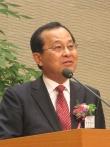 한국기독교화해중재원 제3대 원장으로 취임한 박재윤 장로(전 대법관).