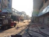 지진으로 피해를 입은 에콰도르 현지의 모습.