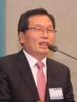 예하성 총회장 조남영 목사.