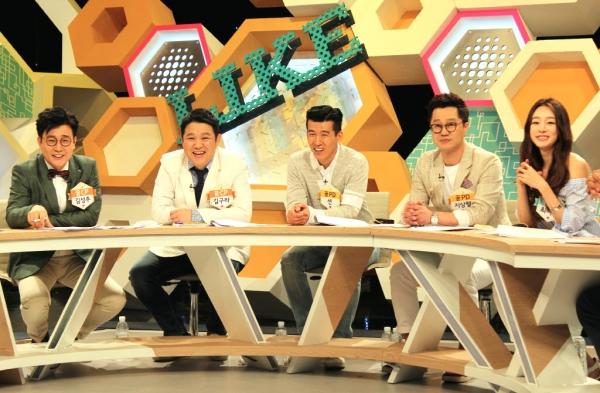 160519 SBS 스타꿀방대첩 방송사진