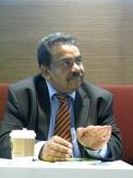 아시아기독교협의회(CCA) 총무인 매튜스 조지 추나카라 박사(Dr. Mathews George Chunakara)