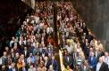 제9차 세계성서공회연합회 세계총회에 참석한 150여 개국 대표들