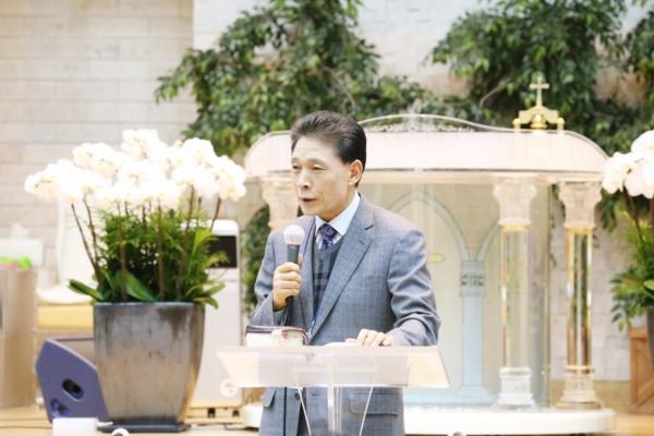 동탄순복음교회 손문수 목사