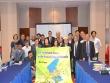 '한반도 에큐메니칼 포럼'(EFK) 확대운영위원회가 지난 10~11일 중국 심양에서 열린 가운데, 행사를 마치고 남과 북의 교회 관계자들과 세계교회 관계자들이 함께 기념촬영을 하고 있다.