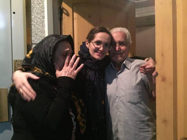 이란 감옥에 억류중인 크리스천 여성 자가란