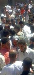 거리에 모인 무슬림들 ⓒ 오픈도어선교회