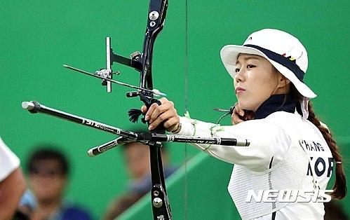 장혜진, 금메달을 향해