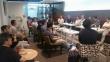 참가자들은 17일 간담회를 통해 '선교적 교회와 pioneer'에 대한 고민과 질문을 공유하는 시간을 갖기도 했다.