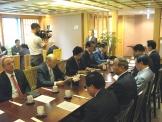 한국교회교단장회의가 24일 오전 코리아나호텔에서 모여 회의를 가졌다.