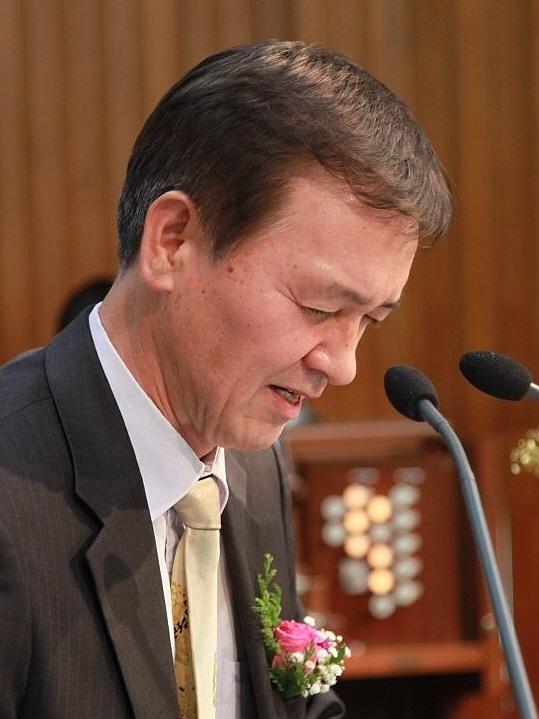 송라제일교회 최덕근 목사