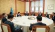박근혜 대통령 여야 3당 대표 회동