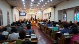 예장진리 교단의 제101차 정기총회가 20일 낮 우성교회에서 열렸다.