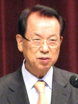 명성교회 원로 김삼환 목사(숭실대 이사장).